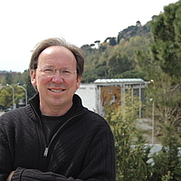 Author photo. T. Corey Brennan