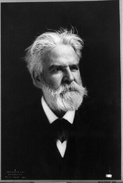 Author photo. Photoprint copyrighted by A.F. Bradley, 1907 (Library of Congress Prints and Photographs Division, Reproduction number: LC-USZ61-209)