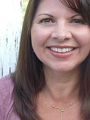 Author photo. Author Julie Carobini