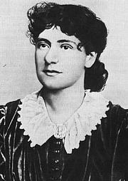 Author photo. Eleanor Marx. Wikimedia Commons.