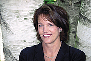Author photo. Christine Brennan