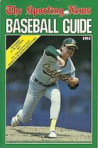 1991 Baseball Guide by Sporting News