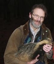Author photo. Professor David Macdonald CBE DSc FRSE