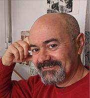 Author photo. Miguel Gómez Andrea (Gol)