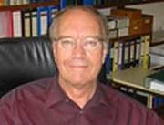 Author photo. Dr. Konrad Spindler (1939-2005)