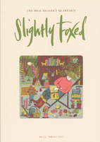 Slightly Foxed 53: Circus Tricks by Gail…