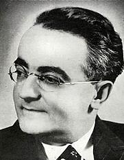Author photo. Description: Photograph of Mosco Carner (1904–1985)