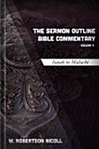 The Sermon Outline Bible Commentary, Vol. 4:…