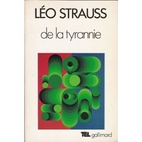 On Tyranny by Leo Strauss