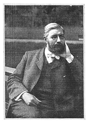 Author photo. From McClure's Magazine, May 1908 (Project Gutenberg)