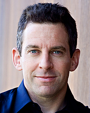 Author photo. Sam Harris