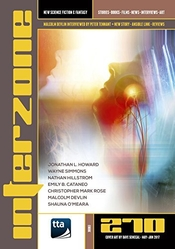 Interzone 270 cover