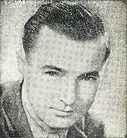 Author photo. Thomas Victor Bulpin. From an advertisement in <i>Rhodesia Railways Magazine</i>, January 1957.