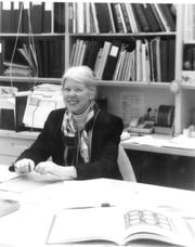 Author photo. Christa C. Mayer Thurman
