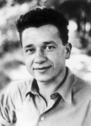 Author photo. Via <a href=&quot;http://en.wikipedia.org/wiki/Image:Tadeusz_Borowski.jpg&quot;>Wikipedia</a>