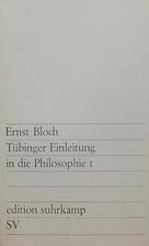 Tübinger Einleitung in die Philosophie…