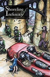 Shoreline of Infinity 8 cover