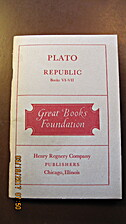 Republic Books VI-VII by Plato