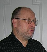 Author photo. Gibet b