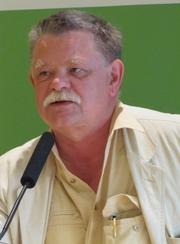Author photo. Gisbert Haefs (by Eigenes Werk, 2010)