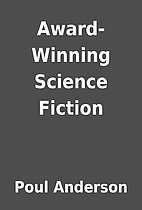 Award-Winning Science Fiction by Poul…
