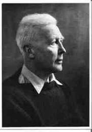 Author photo. Frank Ernest Halliday