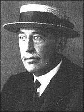 Author photo. Maurice Baring (1874-1945) (AP Watt)