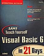 Sams Teach Yourself Visual Basic 6 in 21…