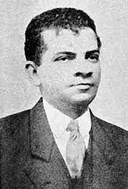 Author photo. http://pt.wikipedia.org/wiki/Lima_Barreto