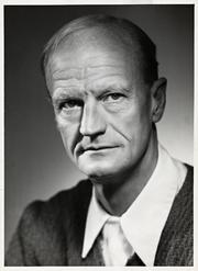 Author photo. Johan Borgen<br>Photo:Nasjonalbiblioteket/Gyldendals historiske bildeakerkiv