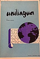 Unilingua: langue universelle auxiliaire by…