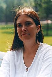Author photo. Photograph by A. Pierce Bounds