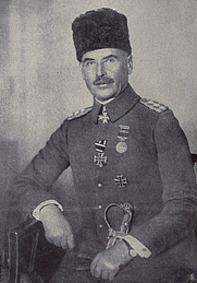 Author photo. Image from <b><i>Fünf Jahre Türkei</i></b> (1919) by Otto Liman von Sanders