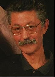 Author photo. Nazario