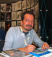 Author photo. By Luigi Novi, CC BY 3.0, <a href=&quot;https://commons.wikimedia.org/w/index.php?curid=22443614&quot; rel=&quot;nofollow&quot; target=&quot;_top&quot;>https://commons.wikimedia.org/w/index.php?curid=22443614</a>