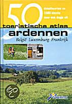 Toeristische atlas Ardennen Belgische,…