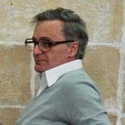 Author photo. Leonid Shamkovich at the Chess Olympiad 1980 in Malta