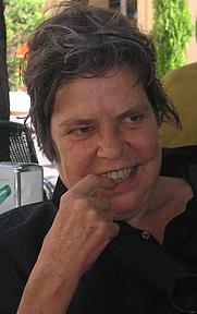Author photo. Doeschka Meijsing [credit: Chris van der Heijden; source: Wikiportrait]