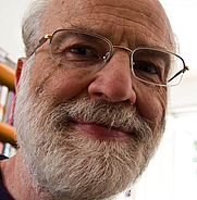 Author photo. Undated, but recent photo, from his University Page