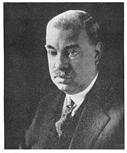Author photo. Edwin E. Slosson [source: Front cover of Science News-Letter, October 26, 1929]