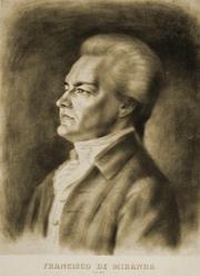 Author photo. Francisco de Miranda
