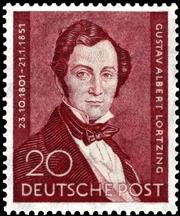 Author photo. Deutsche Bundespost