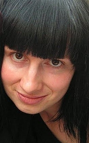 Author photo. Katrin Pfeifer