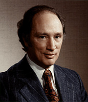 Author photo. Photo by Robert Cooper (Robert Cooper / Library and Archives Canada / PA-212560)