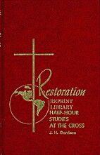 Half-hour studies at the cross by J. H.…