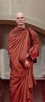 Author photo. Bhikkhu Anālayo