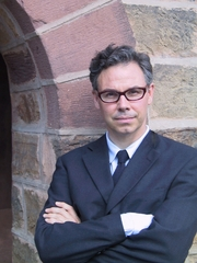 Author photo. Stan Allen (photo courtesy of Princeton University)