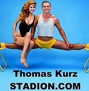 Author photo. <a href=&quot;http://www.facebook.com/pages/Thomas-Kurz-on-Fitness-and-Sports-Training/&quot; rel=&quot;nofollow&quot; target=&quot;_top&quot;>http://www.facebook.com/pages/Thomas-Kurz-on-Fitness-and-Sports-Training/</a>