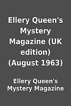 Ellery Queen's Mystery Magazine (UK edition)…