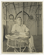 Author photo. Darwin 1938, State Library of NSW.